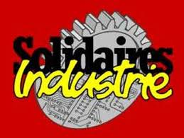 logo Solidaires Industrie